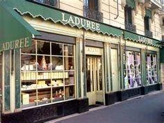 Ladurée Paris 08 Madeleine - Salon de thé et café