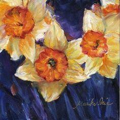 Artwork Pop-up - Daffodils 水仙