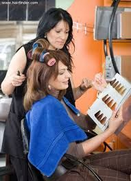 Image result for hair salon clients