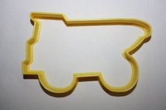 Dump Truck Cookie Cutter by angelcakesetc2 on Etsy