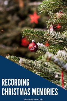 Recording Christmas