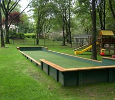 bocce ball court - Bing Images