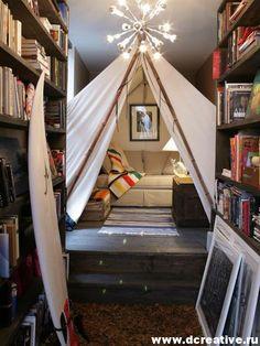 33 фото идеи детских игровых комнат с мини палатками для игр