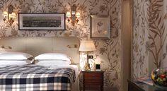 The Strafford Hotel, bedroom