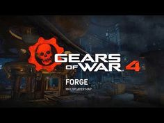 Official Forge Multiplayer Map Flythrough - Gears of War 4 - YouTube
