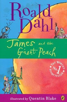 James and the Giant Peach by Roald Dahl is a fun fantasy book for students.  This book is about loss, adventure and friendship.  I think students will enjoy reading this book.