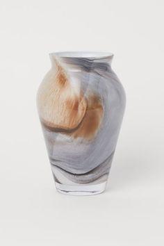 Kanban Board, Grand Vase En Verre, Dining Room Sideboard, Outfit Zusammenstellen, Grands Vases, H&m Home, Dark Beige, Tall Vases, Gray