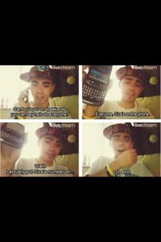 LOL that moment of realization... Nath, you're so cute...
