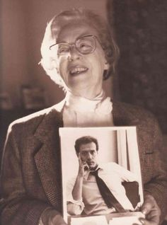 """Jeanne Manford got a call in April 1972 from a hospital where her gay activist son Morty was taken after being beaten.  She wrote a letter to the New York Post complaining about police inaction and began giving interviews in several cities. June 1972  she participated with her son in the New York Pride March, carrying a hand-lettered sign that read 'Parents of Gays Unite in Support for Our Children.'  She will posthumously receive 2012 Presidential Citizens Medal from President Barack Obama..."