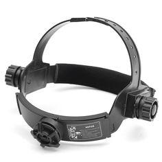 Adjustable Black Auto Welding Mascara Headbrand Auto Dark Helmet Accesorios