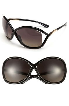 42b5cd2916ab6 Tom Ford  Whitney  64mm Polarized Sunglasses available at  Nordstrom My  fave!