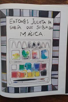 De la caja de colores / Circo Golondrina