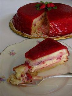 La scazzetta del vescovo- -ITALIA by Francesco-Welcome and enjoy- - Italian Desserts, Just Desserts, Italian Recipes, Delicious Desserts, Sweet Recipes, Cake Recipes, Dessert Recipes, Torte Cake, Strawberry Desserts