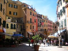Cinque Terre-Vernazza. One of my favorite spots in Italy