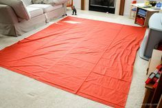 How to put together a quilt- for beginners