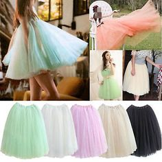 I NEED A TULLE SKIRT LIKE YESTERDAY!