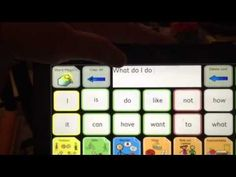 Sam B Video Model 12 Core Words - YouTube