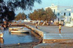 Pollonia, Milos in the 1960's