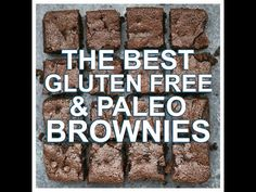 The Perfect Gluten Free Brownies - One Lovely Life