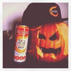 2014 Celsius Halloween Challenge.