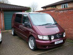 Mercedes-Benz Vito 112 CDI Campervan / Day Van / Surf Bus - low reserve | eBay