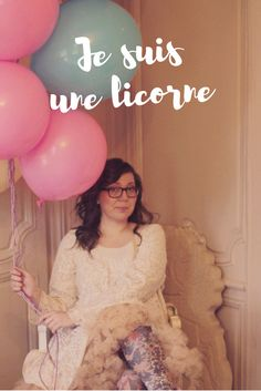 Je suis une Licorne | Mad'moizelle BeeBee | http://www.madmoizellebeebee.com
