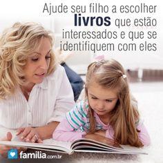 Como incentivar seu filho a gostar de ler
