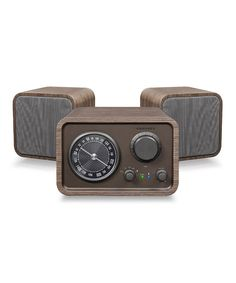 Bluetooth Trio Radio Set