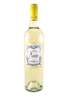My favorite wine. Cupcake Sauvignon Blanc.