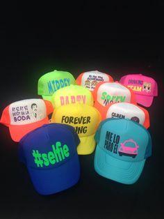 Gorras personalizadas para todo tipo de evento 7841ef8b274