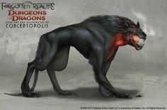 d&d hellhound - Google Search