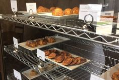 Passion Flour Bakery in Salt Lake City.  A #vegan #French #bakery.  #slc #utah #pastries