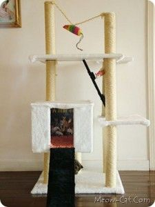 cat furniture diy