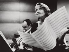 Marlene Dietrich photographed by Eve Arnold