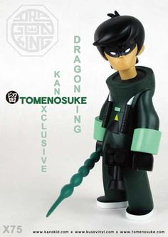 Dragon King Green Hornet by kaNO
