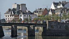 Site Officiel de l'Office de Tourisme de Concarneau, Finistère, Finistère sud, Bretagne