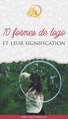 10 formes de logo et leur signification Fashion Logo Design, Web Design, Graphic Design Tips, Design Logo, Corporate Branding, Personal Branding, Logo Branding, Pet Logo, Monogram Logo