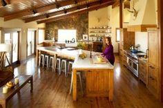 ree drummond lodge kitchen - Google Search