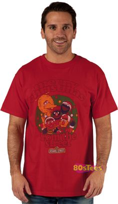 Another amazing Sesame Street find, I think this would be awesome to wear at PortAventura for a Christmas visit! http://www.portaventuraholidays.co.uk/offers/christmas//