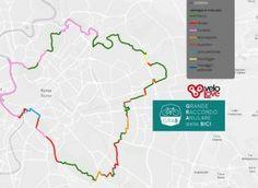 Informazione Contro!: Ecco il GRAB, Grande Raccordo Anulare delle Bici d...