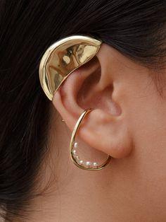 Emerald Earrings / Oval Cut Emerald Earrings with Diamonds / Natural Emerald Earrings in Solid Gold / Lady Diana Earrings - Fine Jewelry Ideas Moon Earrings, Silver Earrings, Silver Jewelry, Stud Earrings, Silver Ring, Silver Bracelets, Gold Rings, Jewelry Bracelets, Jewelry Gifts