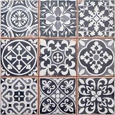 middle eastern style tiles