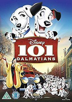 101 Dalmatians [DVD]