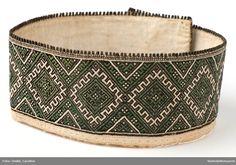 DigitaltMuseum - Kvarde Folk Costume, Costumes, Grandma Dress, Hardanger Embroidery, Folk Art, Needlework, Cuff Bracelets, Knitting, Womens Fashion