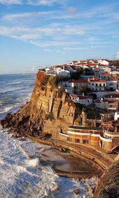 Azenhas do Mar, Sintra, Portugal   by Christoph Jödicke on 500px