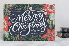 4 Easy Ways to Help You Choose Your Best Holiday Card! by Gold Standard Workshop