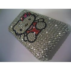 Hello Kitty Bling Hard Cover Case for iPhone 3G / 3Gs (Type 1)