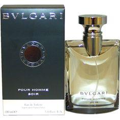 Bvlgari Pour Homme Soir by Bvlgari For Men Eau De Toilette S $45.8
