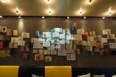Yan Ji You Bookstore decor by GLADC studio, Beijing – China » Retail Design Blog