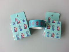 Check out this item in my Etsy shop https://www.etsy.com/listing/219220215/candy-dispenser-limited-edition-washi